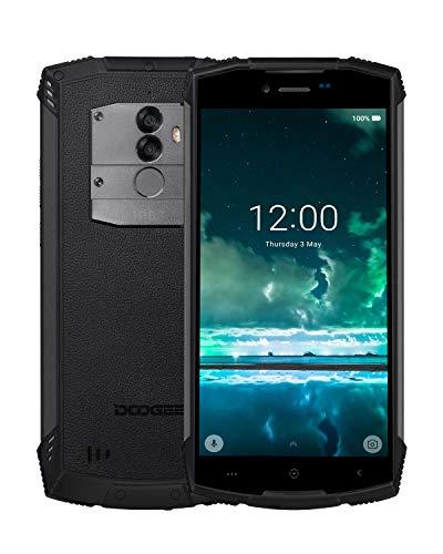 pas cher un bon DOOGEE S55 4G Téléphone mobile incassable, étanche IP68 Octa Core Dual SIM, 4 Go + 64 Go Android…
