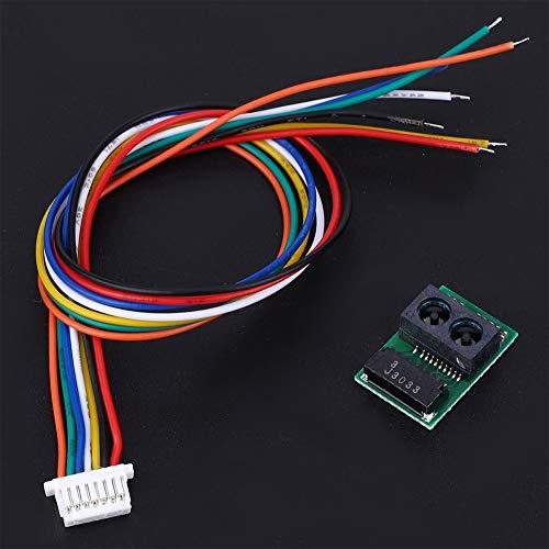 Robot de circuito de procesamiento de señal de módulo de sensor de rango de salida infrarrojo I2C