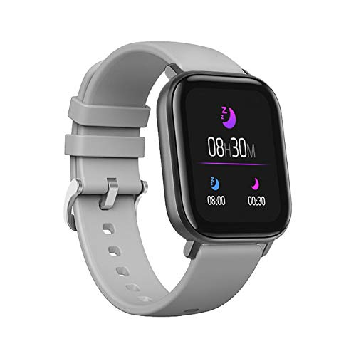 Smart Watch Heren Dames Sport Ip67 Waterdichte Klok Hartslag Bloeddrukmeter Smartwatch Voor Ios Andriod