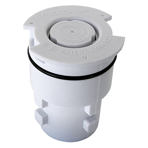Fantastic Prices! Hydrowave A&A Quick Clean 2 Replacement Head, Low-Flow, White