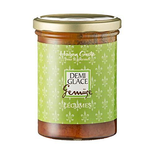Gemüse Demi Glace: Gehaltvolle, intensive Aromen für Saucen, Suppen, Ragouts