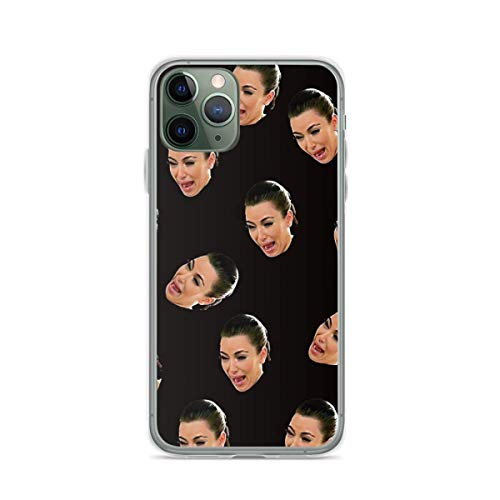 Phone Case Crying Kim Kardashian Compatible with iPhone 6 6s 7 8 X Xs Xr 11 12 Pro Max Mini Se 2020 Shock Funny Absorption