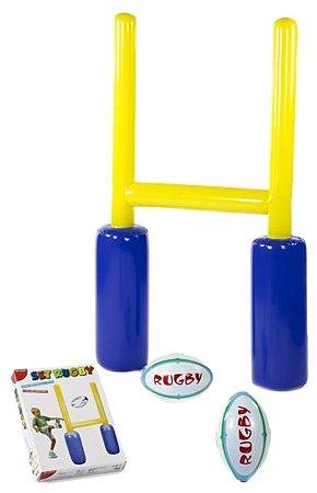 Dal Negro 55656 - Set de Rugby Hinchable...