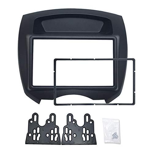 Feeldo stéréo de voiture double DIN adaptateur Kits pour 2012 Byd F0, 2DIN