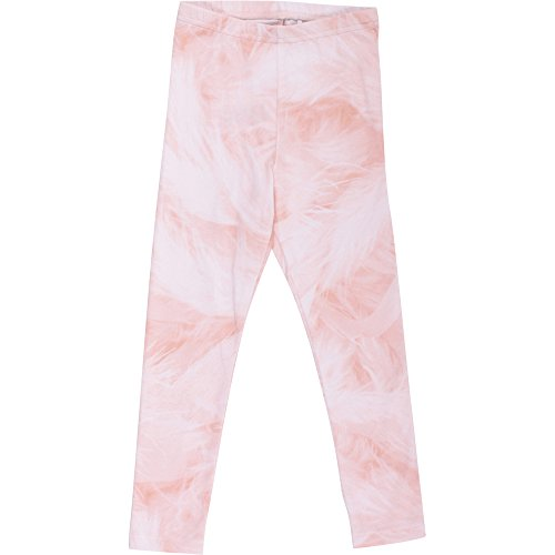 Fred'S World By Green Cotton Feather Leggings Baby Sculptant, Rose (Rose 014130901), 6 mois Bébé Fille