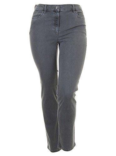 Zerres Damen Jeans Cora anthrazit (14) 46