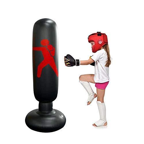 Hamkaw Saco de Boxeo Hinchable
