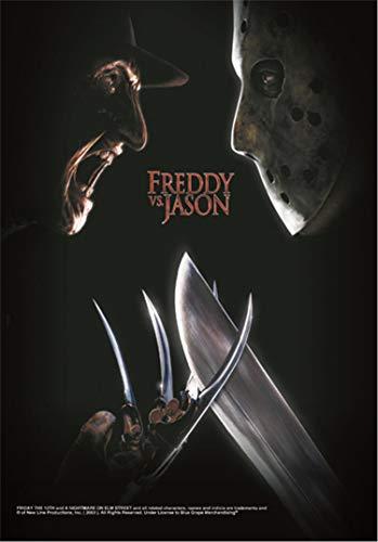 FREDDY VS. JASON FLAGGE FAHNE POSTERFLAG FREDDY KRUEGER JASON VORHEES