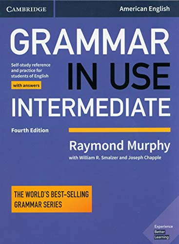 Imagem representativa de Grammar in Use Intermediate Student's Book with Answers: Self-Study Reference and Practice for Students of American English