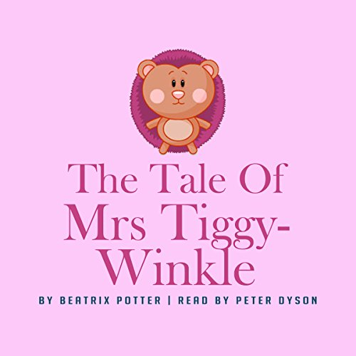 『The Tale of Mrs Tiggy-Winkle』のカバーアート