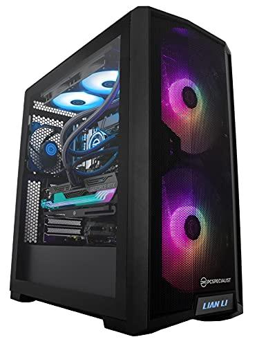 PCSpecialist Pro PC Gaming - Intel® Core™ i7-10700KF 3,80 GHz 8-Core, 16 GB RAM, 8 GB GEFORCE RTX 3070 Ti, 1 TB M.2 SSD