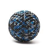 ER-NMBGH - Rodillo de espuma EVA para entrenamiento de yoga, fitness, 12,5 cm, bola de terapia física