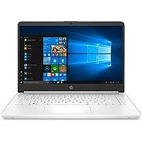 """HP 14s-dq0003ns - Ordenador portátil 14"""" HD (Intel Core i3-8130U, 8 GB RAM, 512 GB SSD, Intel UHD Graphics 620, Windows 10 Home) Blanco - Teclado QWERTY Español"""
