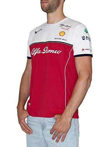 Alfa Romeo Racing Team Sauber Motorsport Veste Softshell pour Homme