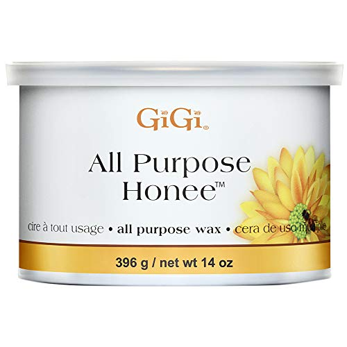GiGi All Purpose Natural Honee Soft Wax Strip 14oz