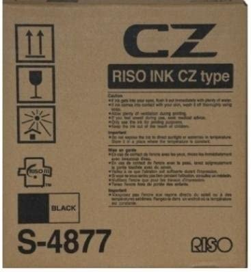 Genuine Original Riso Cz180 Many popular brands Black Ink Clearance SALE! Limited time! S-4877