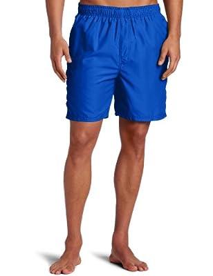 Kanu Surf Men's Swim Trunks (Regular & Extended Sizes), Havana Royal Blue, Large