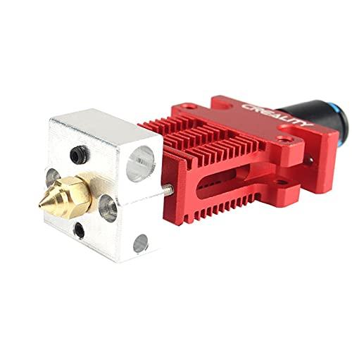 bozitian Hot End Extruder, 3D Printer Accessories For CR-6 SE CR-5 Pro 1.75mm Rigid High-precision Nozzle Silicone Kit