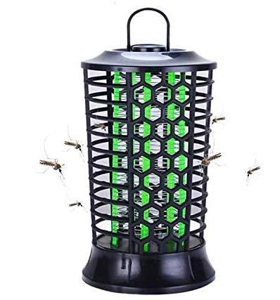 PECHTY UV Lámpara Anti Mosquitos, Interior Mosquito de la Lámpara Lámpara Mosquito Electrico Multi-Insecto Lámpara Mata Insectos Electrico Matar Mosquitos y Moscas
