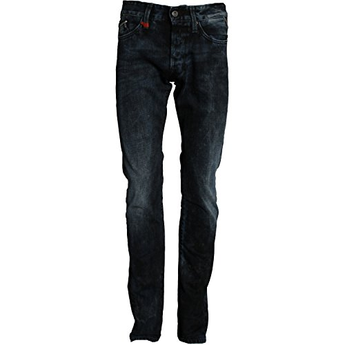 Replay Herren Jeans WAITOM M983 Regular Slim Fit Denim-Blau-31W / 32L