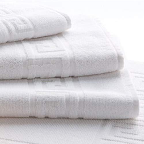 Energy Colors Textil - Hogar Juego DE Toallas Blancas