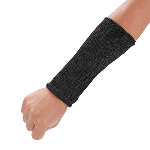 Rossebear - 1 par de mangas resistentes a los cortes protectores de brazo anticorte, protección contra arañazos para trabajos de cocina de jardín (2), YB-GS04263-02-558-1525218151