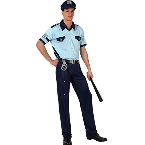 Atosa Déguisement Homme Policier