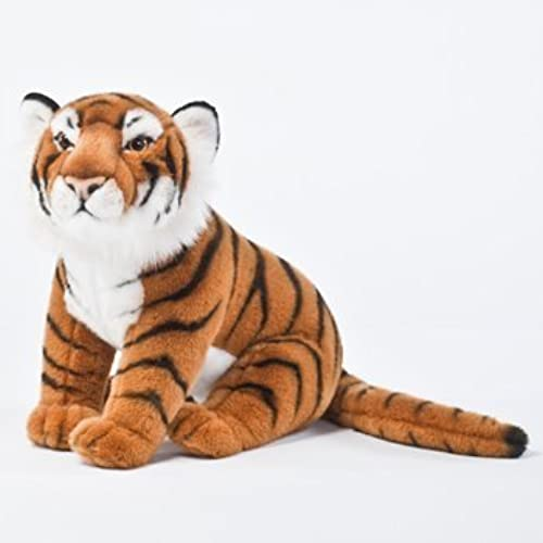 15  Bengal-Tiger Stofftier