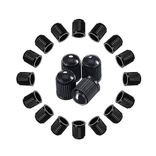 Tire Valve Caps Universal Stem Covers (30 PCS) for Cars, SUVs, Bike and Bicycle,...