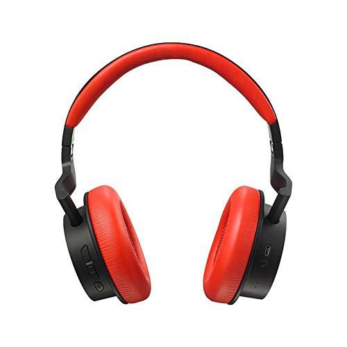 ZENWEN Kabellose Bluetooth 4.1 aptX verlustfreie Codierung kopfmontierter Stereo-Kopfhörer Drahtgebunden und kabellos freischaltbar Anrufbar Für Mobiltelefone, Computer, Tablets