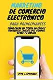 Marketing de Comercio Electrónico para Principiantes: Cómo Crear tu Tienda en línea y Conseguir Tráfico que Compre desde tu Página
