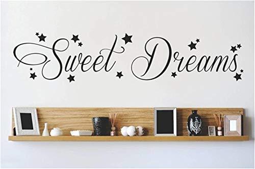 stickers muraux chambre bébé fille Sweet Dream For Bedroom Chambre pour enfants