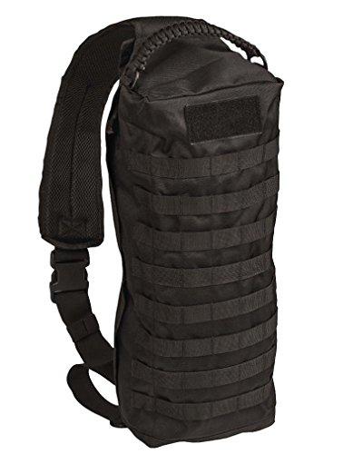 Mil-Tec Sling Bag Tanker schwarz