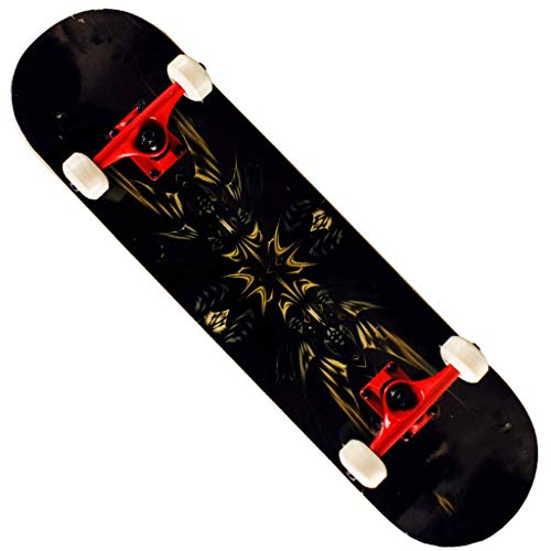 Best Prices! Zryh Professional Skateboarding 4 Rounds of Maple Children Adult Competition Performanc...