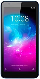 """ZTE Blade L8 5"""" 16GB Android 9.0 Pie Go Edition Factory Unlocked (Blue)"""