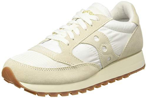Saucony Jazz Original Vintage Marshmallow, Zapatillas de Atletismo Mujer, 41 EU