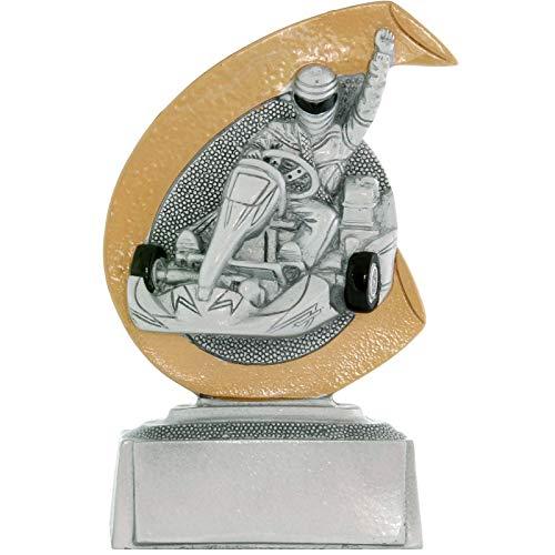pokalspezialist Kart Pokal Arles Trophäe Preis 10 cm hoch günstig
