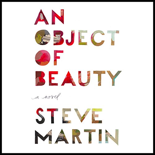 An Object of Beauty audiobook cover art