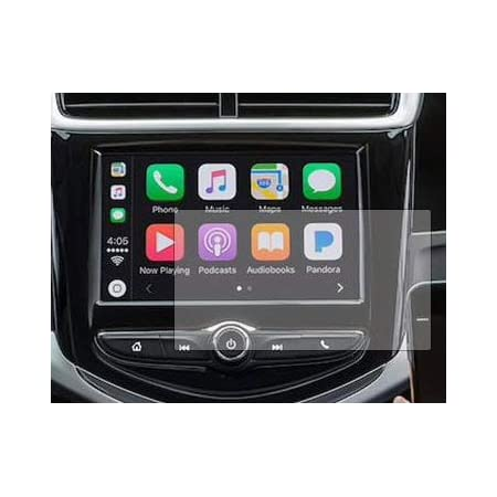 X AUTOHAUX 8 Inch 0.02 Thickness Car GPS Navigation Screen Protector Blue Ray Resistant for Chevrolet Equinox 2018