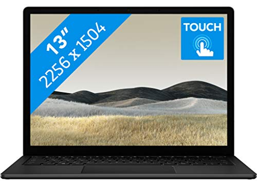 Microsoft Surface Laptop 3 Core i7 512 GB 16 GB 15 Zoll Noos Black FR Schwarz