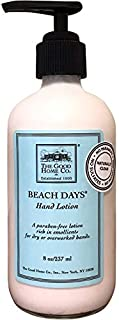 The Good Home Hand Lotion, 8 oz (Beach Days)
