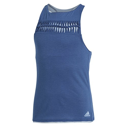 adidas - Tennis-T-Shirts für Mädchen in Dunkelblau, Größe 170