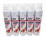 Dicora. Caja 12 spray hidroalcohólico para manos higienizante perfumado. Limpieza e higiene de manos con secado rápido sin aclarado 200 ml