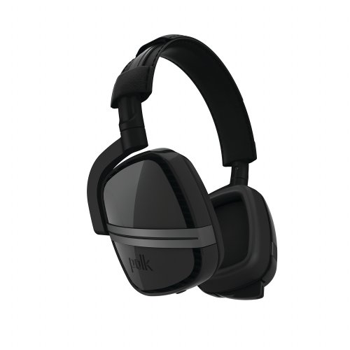 Polk Audio Melee Headphone - Black - Xbox/Xbox 360