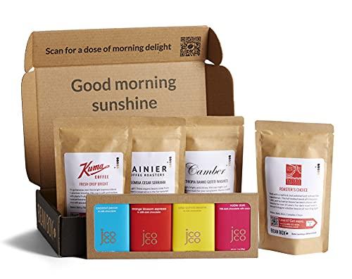 Bean Box Coffee And Chocolate