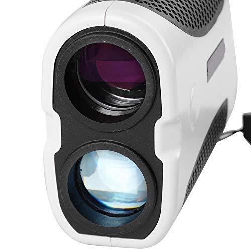 N/D Tragbarer Winkelscan Langlebiges Fernglas Golf Entfernungsmesser, 400m Digital Range Finder Hunting Golf Hunting Slope