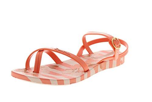 Ipanema reduziert Fashion Sandal V 82291 - pink orange, Größe:41/42 EU
