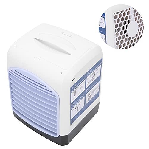 Ventilador de refrigeración por aire, refrigeración rápida, purificación de aromaterapia, difusor de ventilador de aromaterapia, fuente de alimentación USB para habitaciones familiares