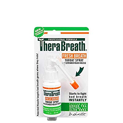 TheraBreath Fresh Breath Throat