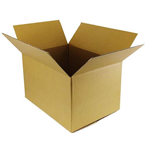 ボックスタウン ダンボール(段ボール箱)120サイズ10枚入り 【45×35×高さ32�p】引越し・配送・保管用DB-12002C (10) 強化材質